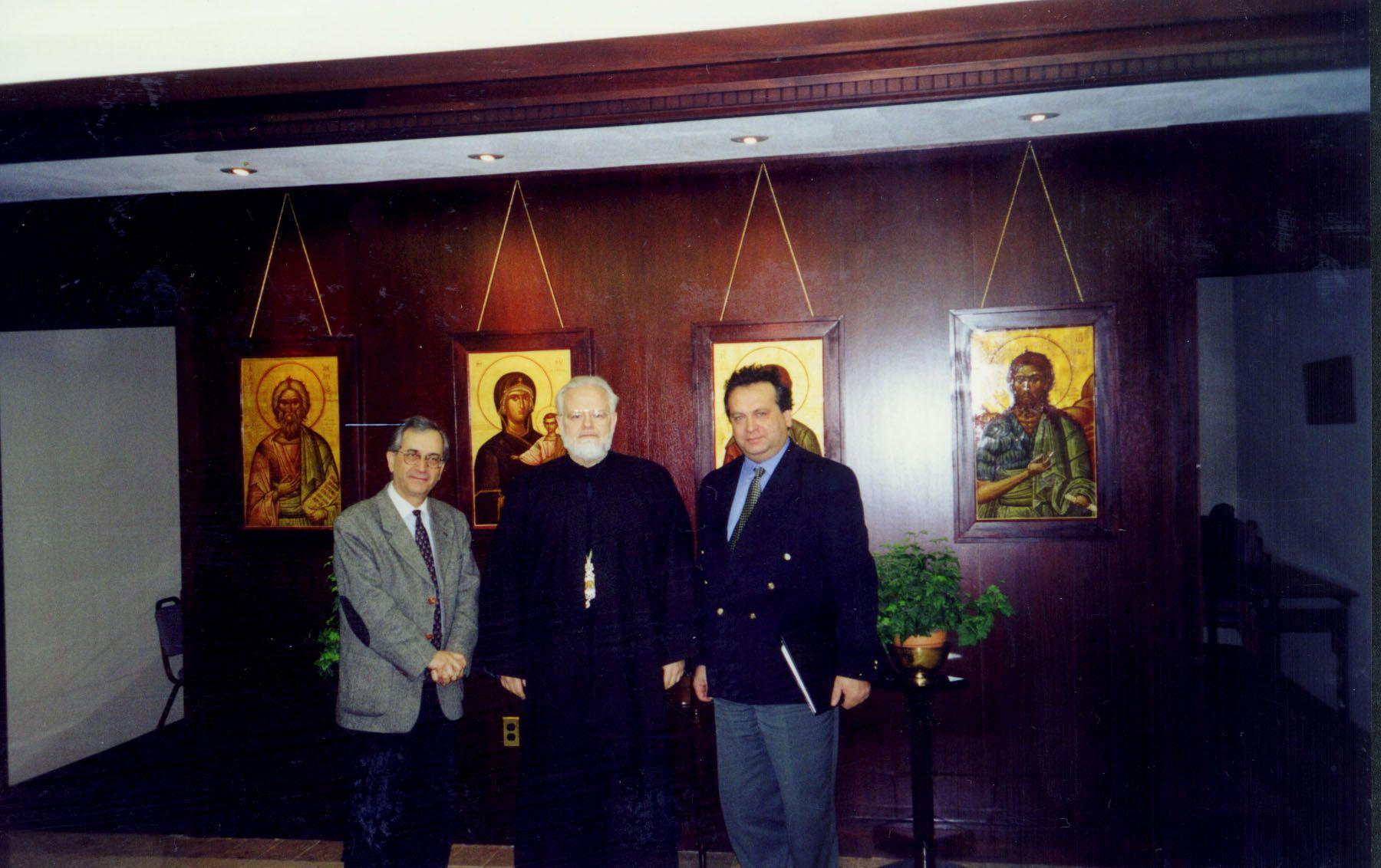 1998 | Αποστολή στις Η.Π.Α.