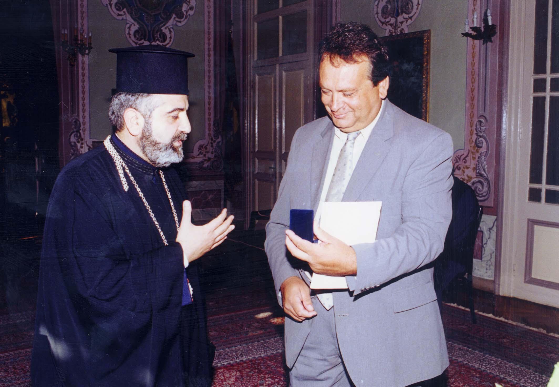 2001 | Αποστολή στον Εύξεινο Πόντο – Παναγία Σουμελά