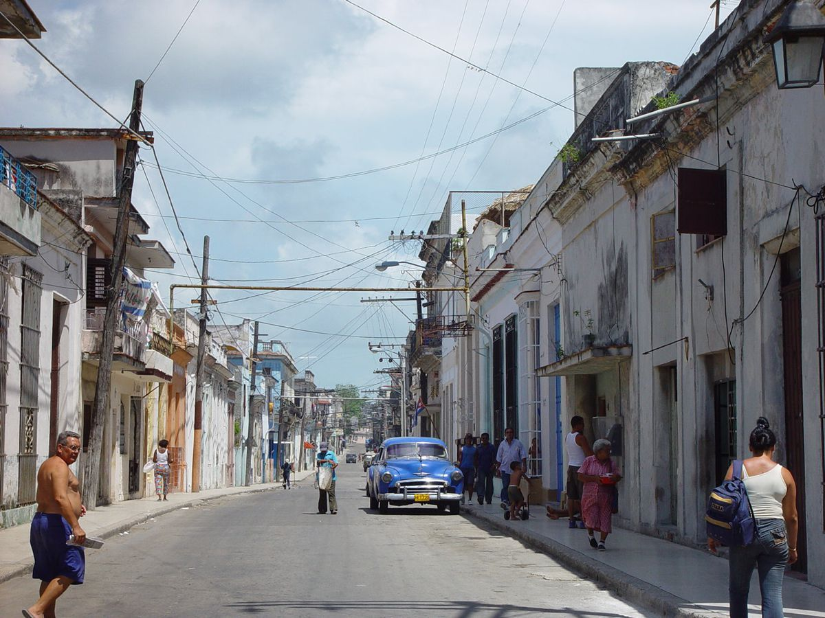 2005 | Αποστολή στην Κούβα