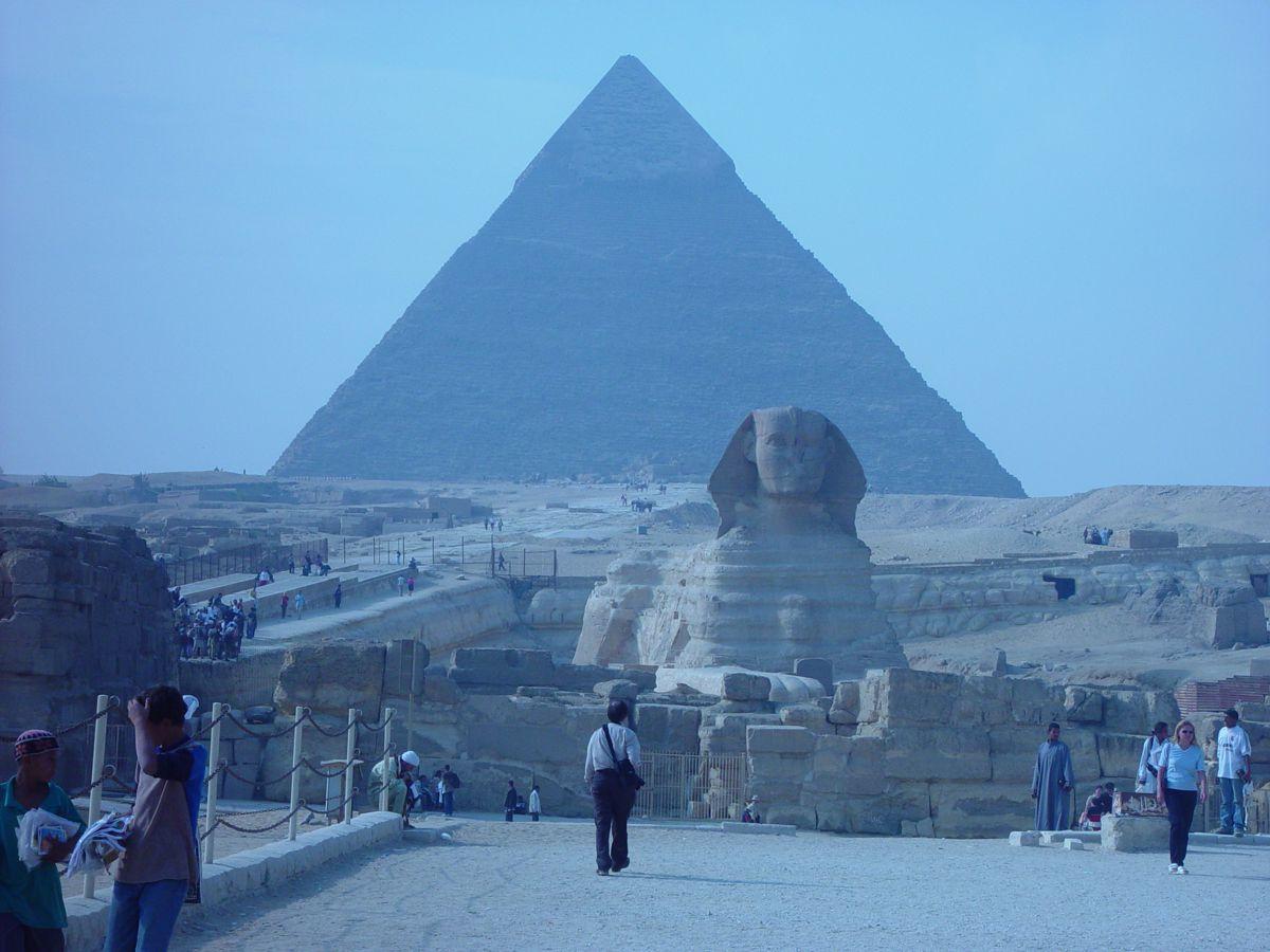 2002 | Αποστολή στην Αίγυπτο