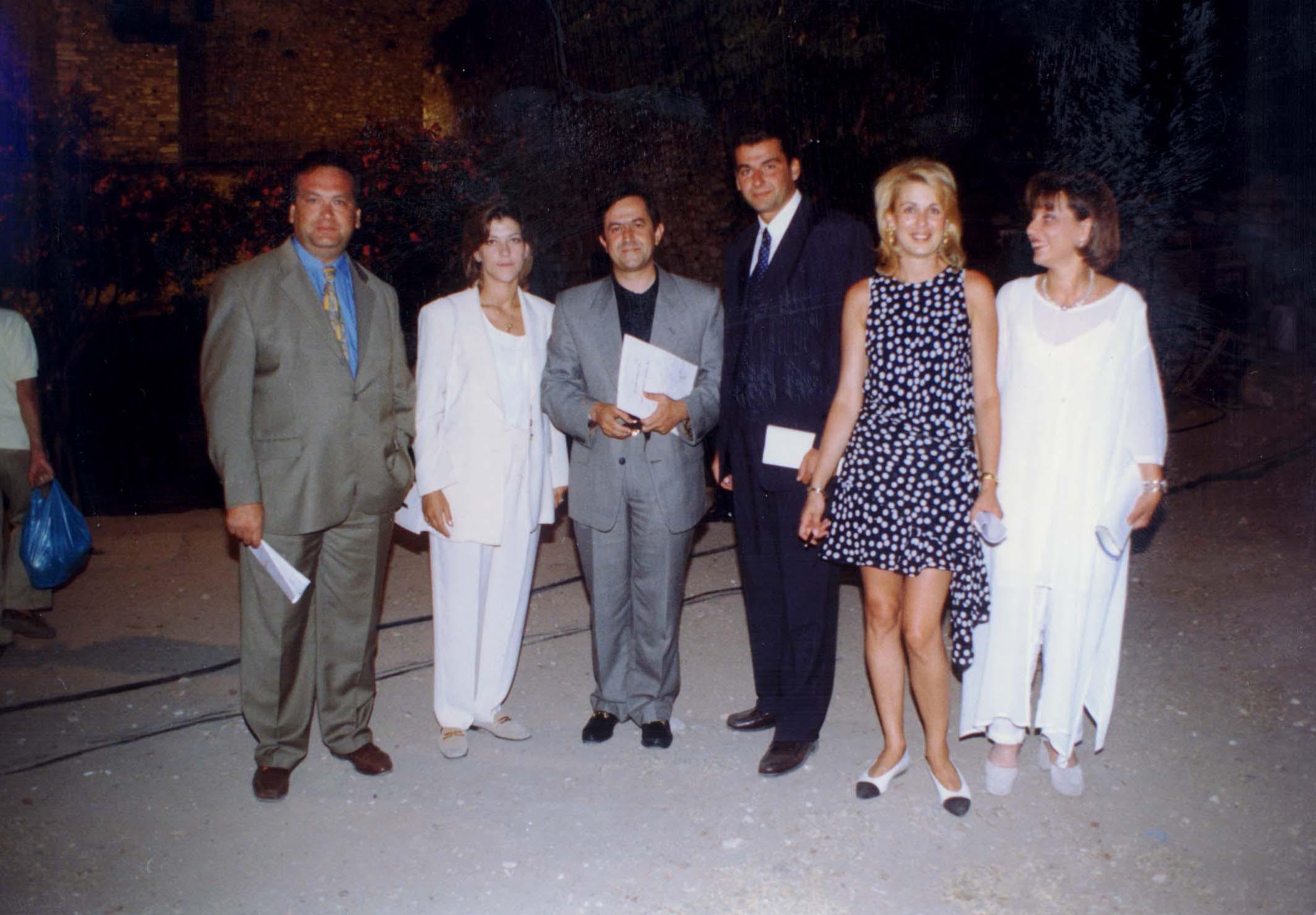 1997 | Α' Παρουσίαση του Προγράμματος στην Πάτρα