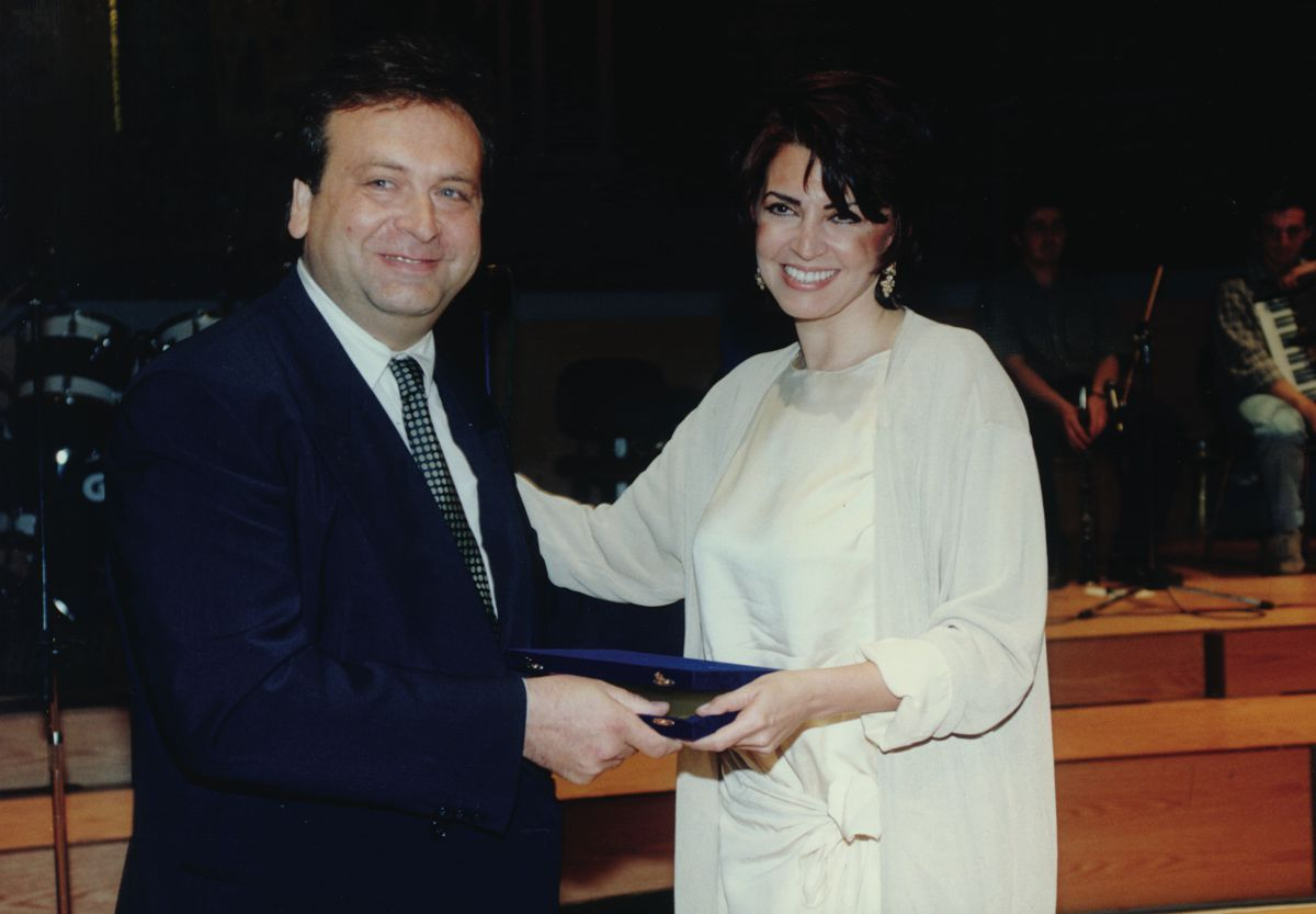 1997 | Α' Παρουσίαση του Προγράμματος στην Θεσσαλονίκη