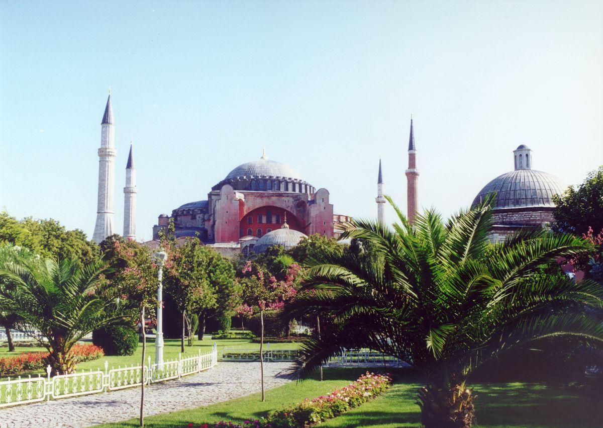 1999 | Α' Αποστολή στην Κωνσταντινούπολη