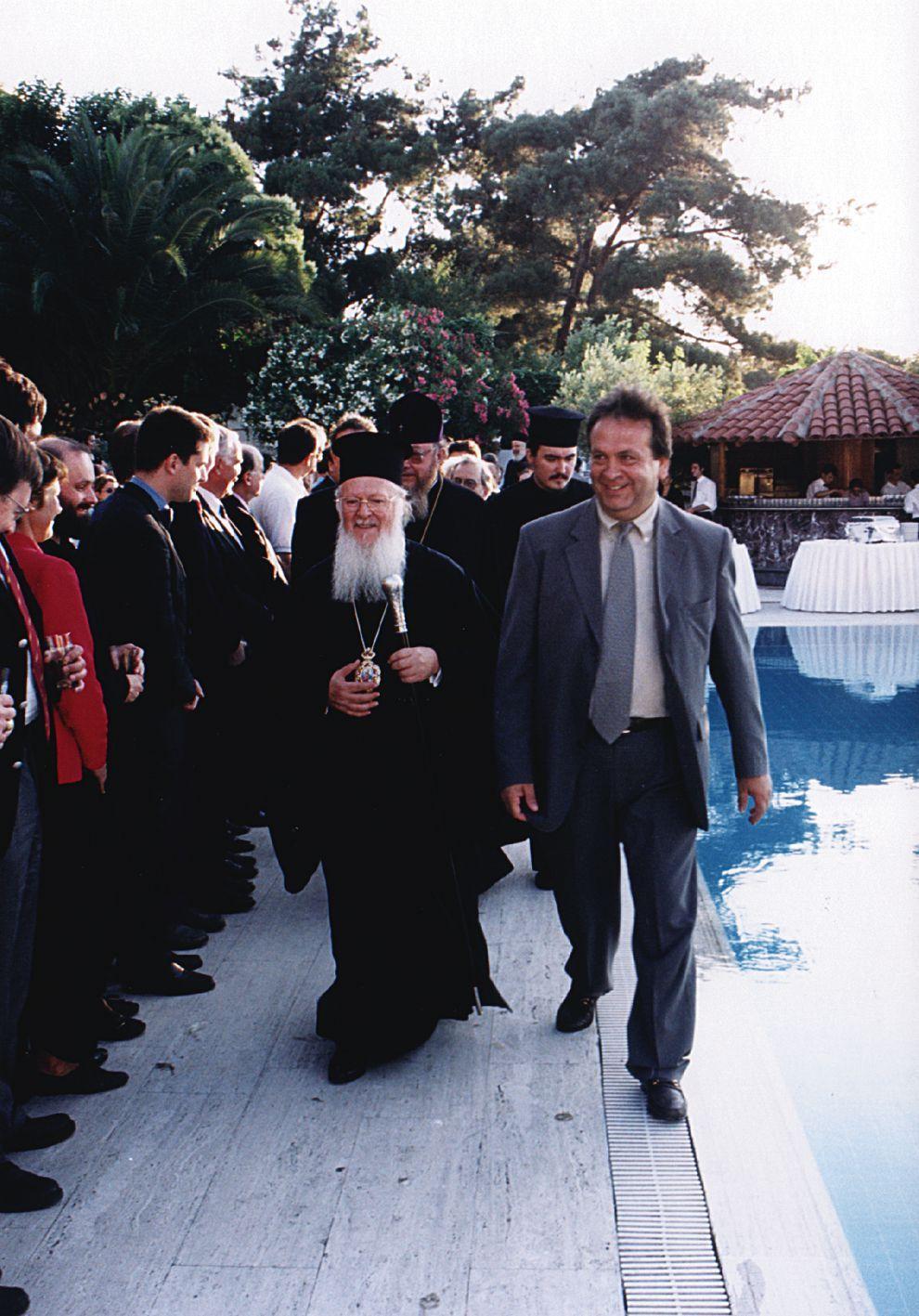 2000 | Β' Αποστολή στην Κωνσταντινούπολη