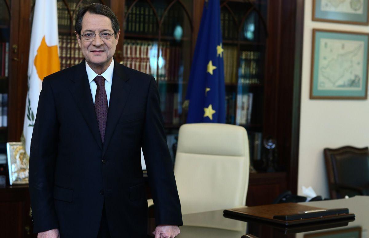 Προλογικό σημείωμα του Προέδρου της Κυπριακής Δημοκρατίας κ. Νίκου Αναστασιάδη στην έκδοση του Μελάθρου Οικουμενικού Ελληνισμού «Ιστορία της Κύπρου» Β' Τόμος